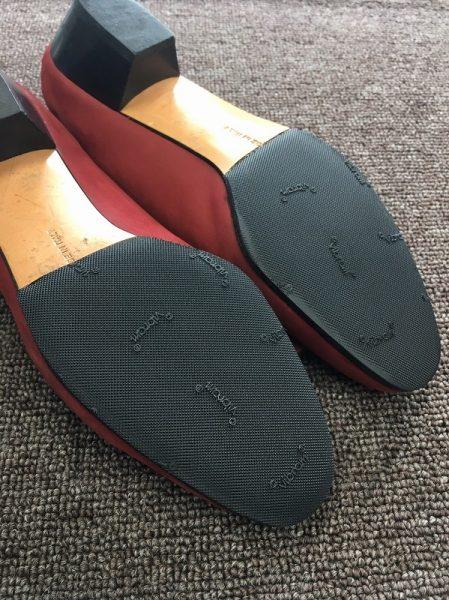 婦人靴・前底修理(ハイグレードタイプ)