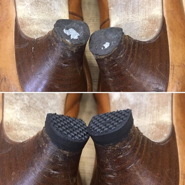 靴修理といえばプラスワンでしょ!!